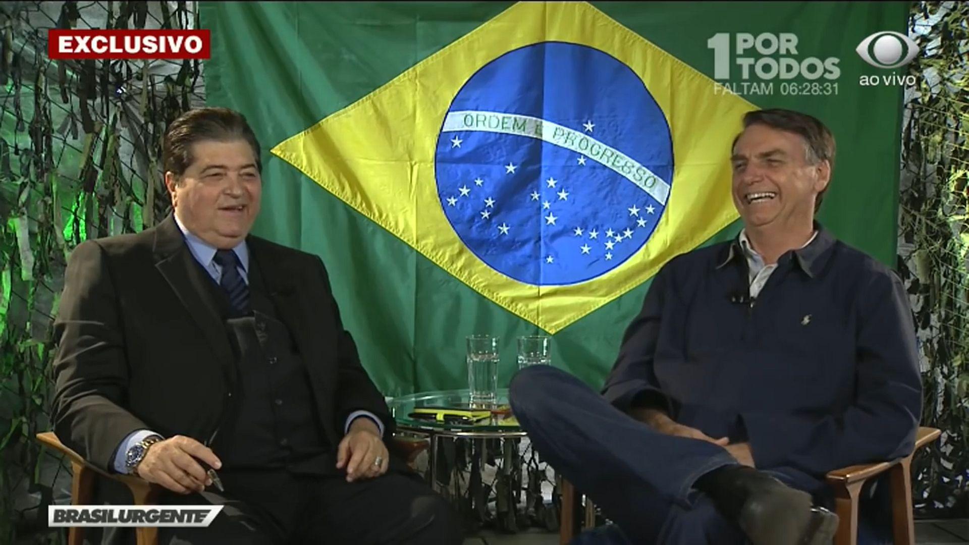 BRASIL: O GIGANTE ACORDOU